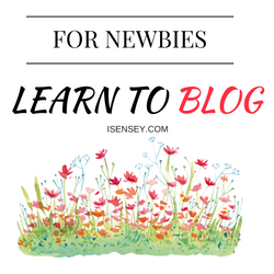 learn-to-blog-isensey